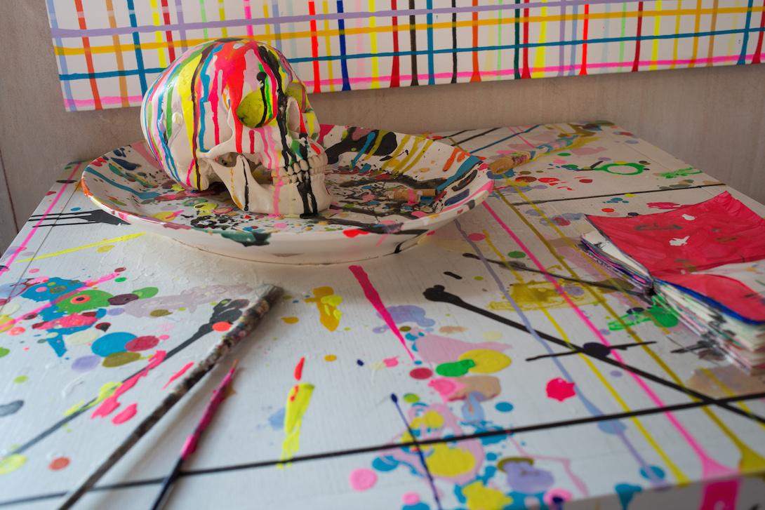 Installation by Danielle Inamorato © artflyer