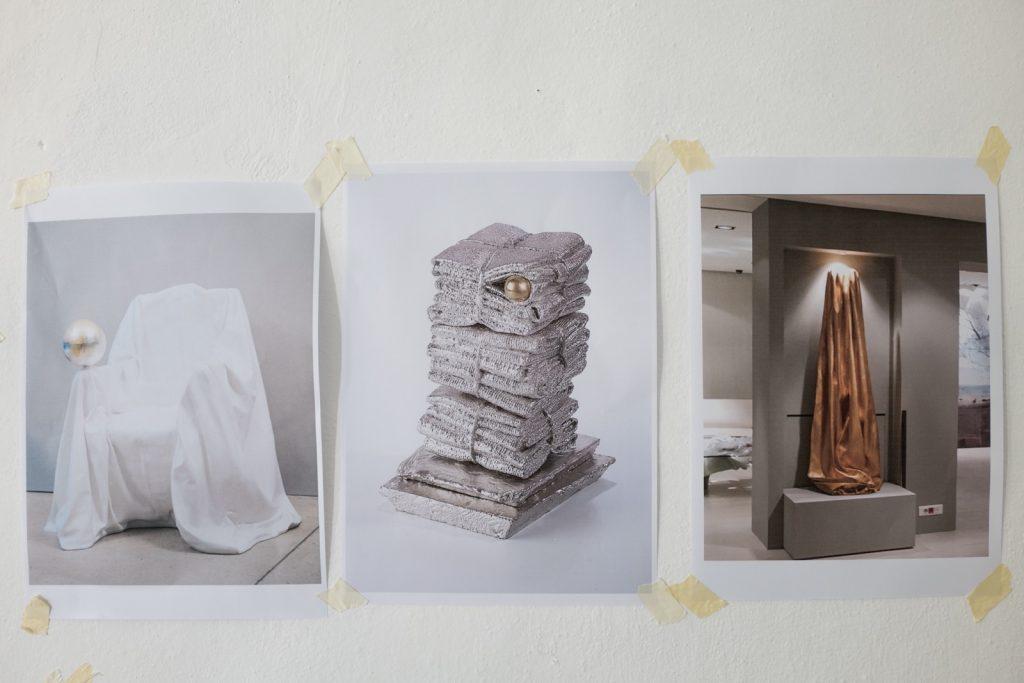 Marina Karella sculptures