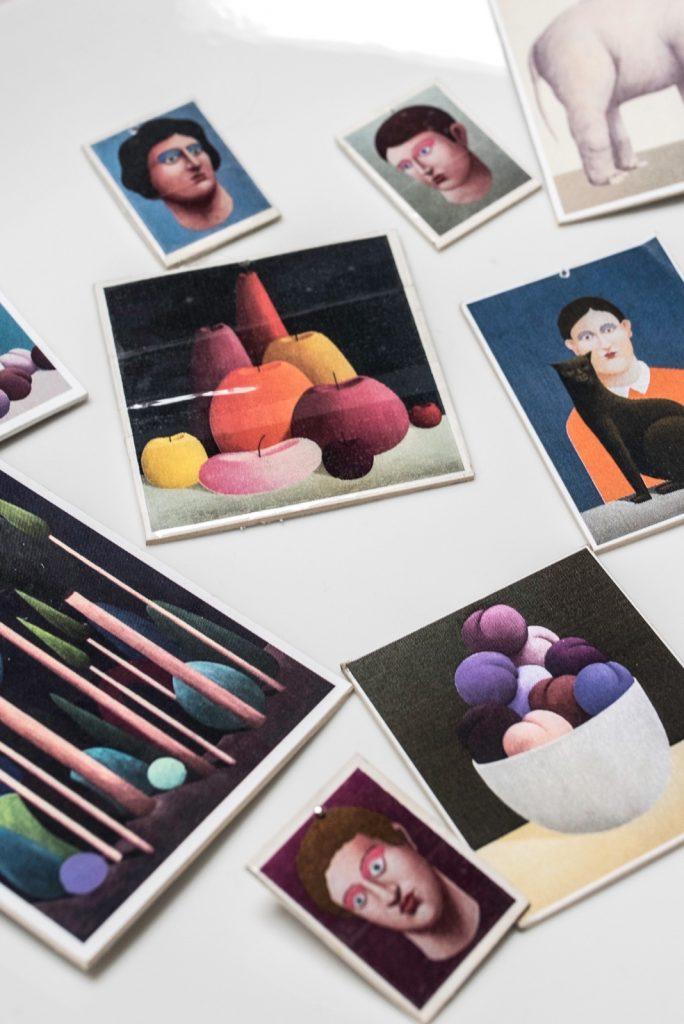 Artworks Nicolas Party
