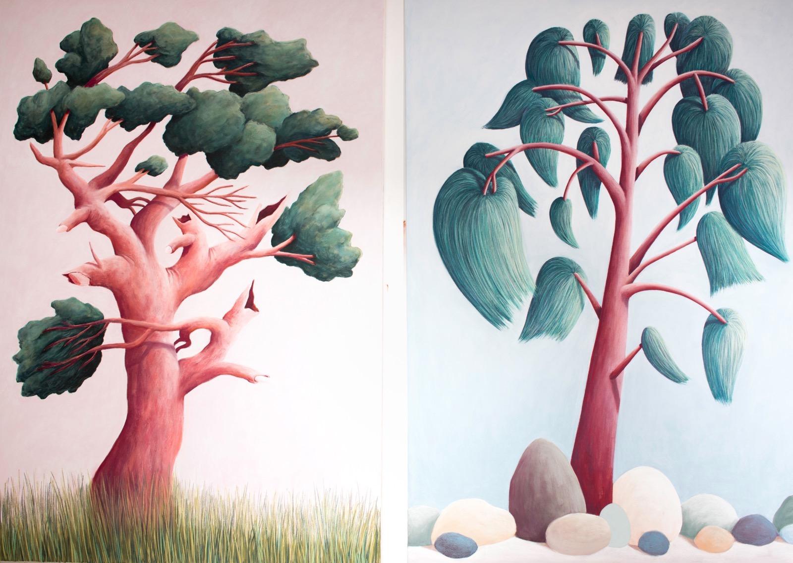 Nicolas Party artworks