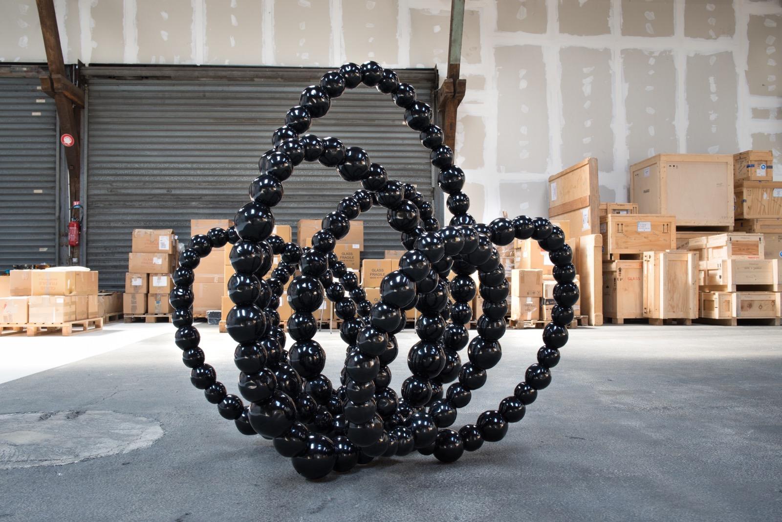 Jean Michel Othoniel Black Lotus