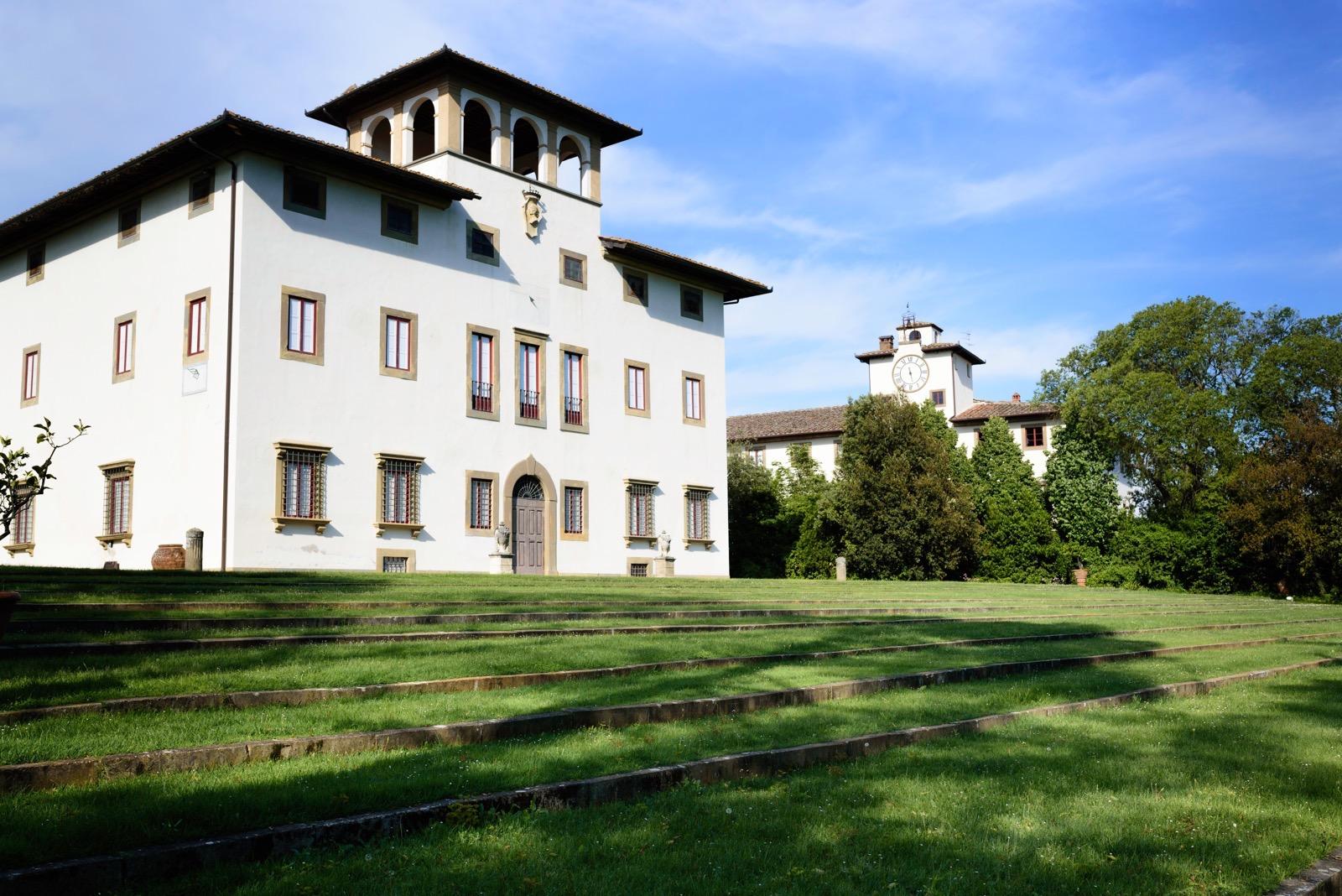 villa granaiolo tuscany